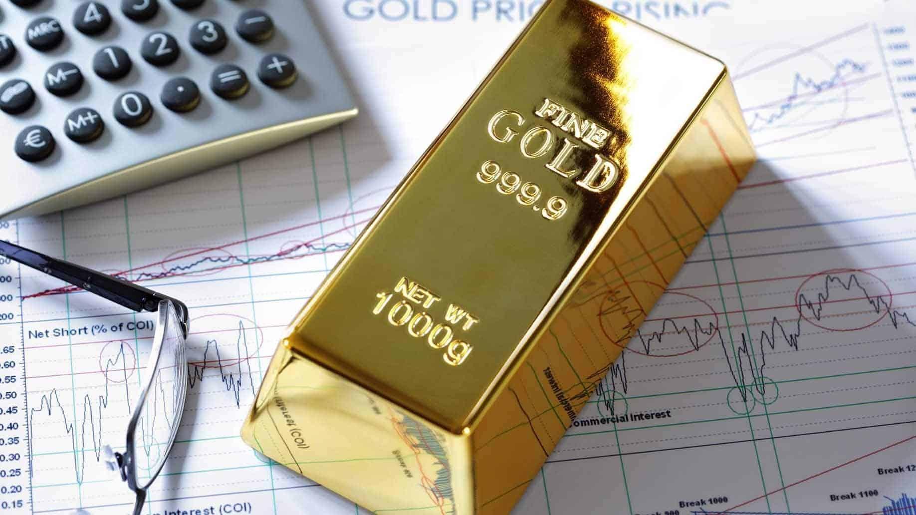 Goud herwint zijn glans