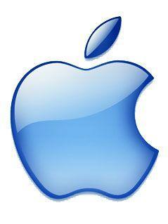 apple aandeel logo