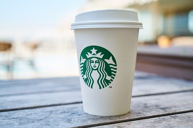 beleggen in Starbucks